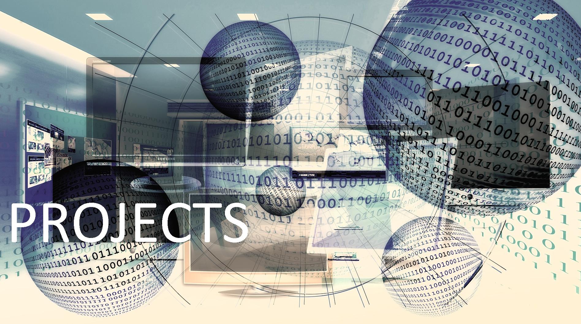 ECR Ireland Projects